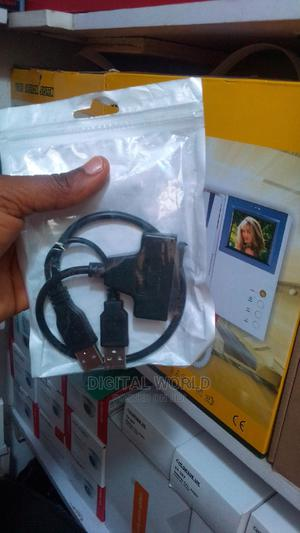 Sata to Usb Adapter | Security & Surveillance for sale in Lagos State, Ikeja