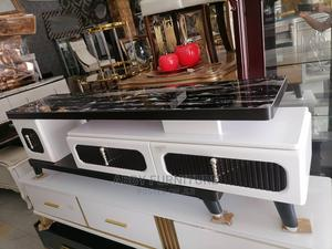 Quality Glass Top TV Stand | Furniture for sale in Lagos State, Ojo