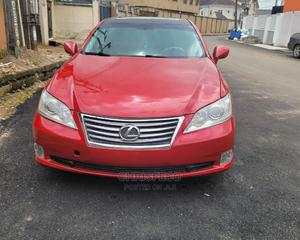 Lexus ES 2008 350 Red | Cars for sale in Lagos State, Ikeja
