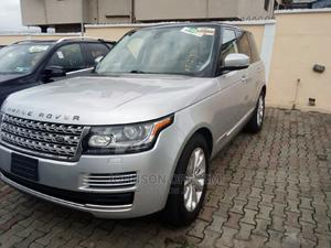 Land Rover Range Rover Vogue 2015 Silver | Cars for sale in Lagos State, Ikeja