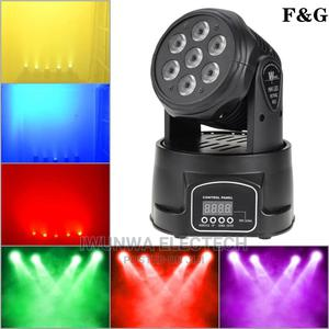 Mini Moving Head Light | Stage Lighting & Effects for sale in Lagos State, Ikeja