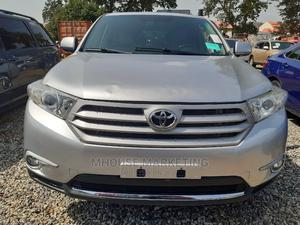 Toyota Highlander 2011 Limited Silver | Cars for sale in Abuja (FCT) State, Gwarinpa