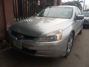Honda Accord 2006 3.0 Hybrid Beige   Cars for sale in Lagos State, Ikeja