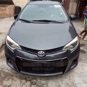 Toyota Corolla 2015 Gray   Cars for sale in Lagos State, Surulere