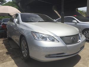 Lexus ES 2008 350 Silver | Cars for sale in Lagos State, Apapa