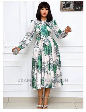 New Quality 3/4 Gowns With Long Sleeve | Clothing for sale in Lagos State, Alimosho