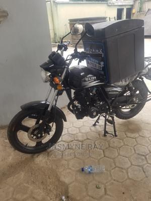 New Qlink X-Ranger 200 2020 Black | Motorcycles & Scooters for sale in Lagos State, Magodo