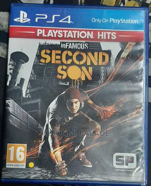Second Son (PS4) | Video Games for sale in Lagos State, Kosofe