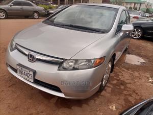 Honda Civic 2007 Silver   Cars for sale in Kaduna State, Kaduna / Kaduna State