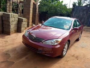 Toyota Camry 2004 Red | Cars for sale in Anambra State, Idemili