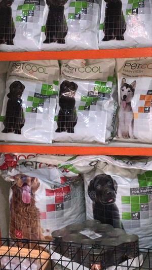Petcool Dry Food of 3kg   Pet's Accessories for sale in Lagos State, Ikorodu