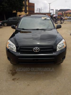 Toyota RAV4 2007 2.0 4x4 Black   Cars for sale in Lagos State, Alimosho
