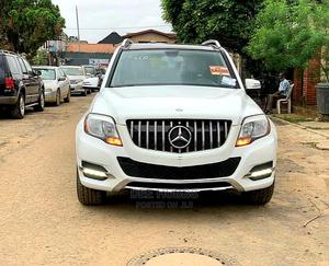 Mercedes-Benz GLK-Class 2013 350 4MATIC White   Cars for sale in Lagos State, Alimosho