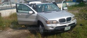 BMW X5 2006 3.0i Silver | Cars for sale in Rivers State, Obio-Akpor