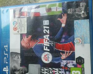 FIFA21 CD for Playstation 4   Books & Games for sale in Delta State, Warri