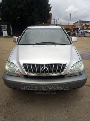 Lexus RX 2003 300 4WD Silver | Cars for sale in Lagos State, Alimosho