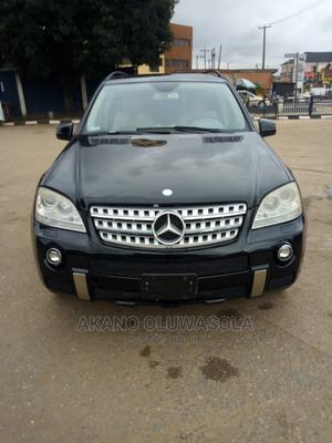 Mercedes-Benz M Class 2010 ML 550 4Matic Black | Cars for sale in Lagos State, Alimosho