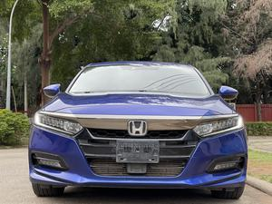 Honda Accord 2018 Sport 2.0T Blue | Cars for sale in Abuja (FCT) State, Asokoro