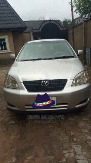 Toyota Corolla 2005 Silver | Cars for sale in Imo State, Owerri