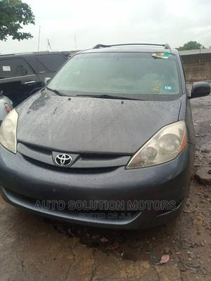Toyota Sienna 2009 XLE AWD Gray | Cars for sale in Lagos State, Ikeja