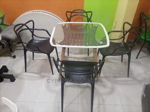 Super Quality Restaurant Table and Chairs Available | Furniture for sale in Lagos State, Badagry