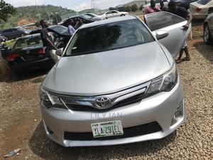 Toyota Camry 2013 Silver | Cars for sale in Abuja (FCT) State, Gwarinpa