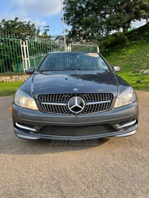 Mercedes-Benz C300 2011 Gray | Cars for sale in Abuja (FCT) State, Maitama