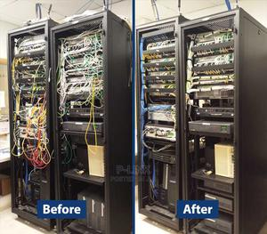LAN Structural Office Cabling | Computer & IT Services for sale in Lagos State, Ikeja