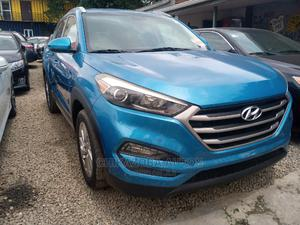 Hyundai Tucson 2016 Limited AWD Blue   Cars for sale in Lagos State, Ikeja