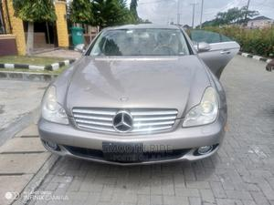 Mercedes-Benz CLS 2009 500 Gray   Cars for sale in Lagos State, Ajah