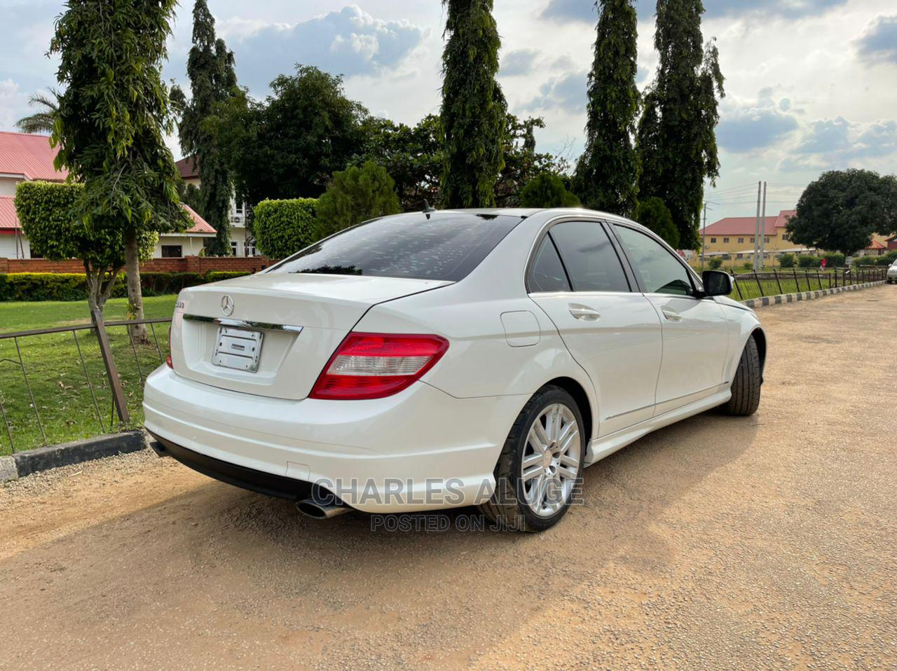 Mercedes-Benz C300 2009 White | Cars for sale in Jahi, Abuja (FCT) State, Nigeria