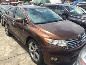 Toyota Venza 2010 V6 Brown | Cars for sale in Lagos State, Isolo