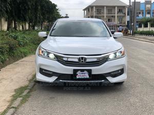 Honda Accord 2015 White | Cars for sale in Abuja (FCT) State, Gwarinpa