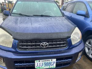 Toyota RAV4 2003 Automatic Blue   Cars for sale in Lagos State, Amuwo-Odofin