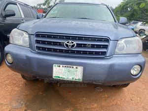 Toyota Highlander 2003 Limited V6 AWD Black | Cars for sale in Lagos State, Amuwo-Odofin