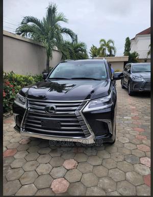Lexus LX 2020 570 (5 Seats) AWD Black | Cars for sale in Lagos State, Ikeja