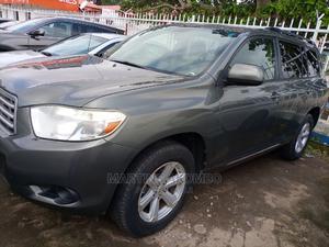 Toyota Highlander 2010 Green | Cars for sale in Abuja (FCT) State, Garki 2