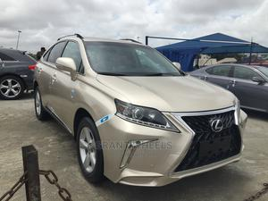 Lexus RX 2013 Gold | Cars for sale in Lagos State, Isolo