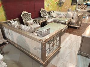 Royal Sofas Chair Silver   Furniture for sale in Lagos State, Ikoyi