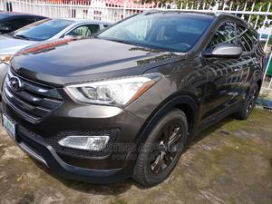 Hyundai Santa Fe 2014 Gray   Cars for sale in Abuja (FCT) State, Garki 2