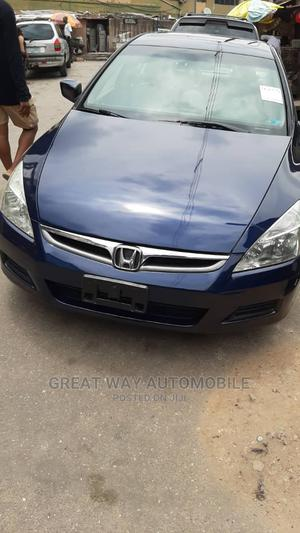 Honda Accord 2007 Blue | Cars for sale in Lagos State, Surulere