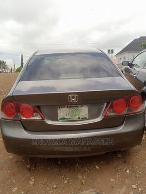 Honda Civic 2008 Gray | Cars for sale in Abuja (FCT) State, Karu