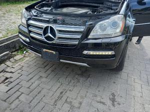 Mercedes-Benz GL Class 2011 GL 550 Black   Cars for sale in Lagos State, Lekki