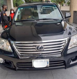 Lexus LX 2010 570 Black | Cars for sale in Lagos State, Ajah