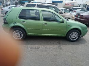 Volkswagen Golf 2002 1.8 T GTI Green | Cars for sale in Lagos State, Surulere