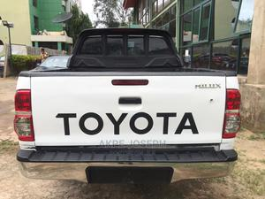 Toyota Hilux 2012 White | Cars for sale in Abuja (FCT) State, Wuse 2