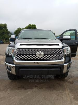 Toyota Tundra 2010 CrewMax Limited 5.7L Black   Cars for sale in Abuja (FCT) State, Central Business District