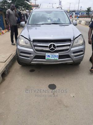 Mercedes-Benz GL Class 2010 GL 450 Gray | Cars for sale in Lagos State, Ikeja