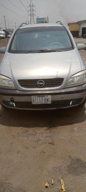 Opel Zafira 2001 2.2 Silver   Cars for sale in Lagos State, Apapa