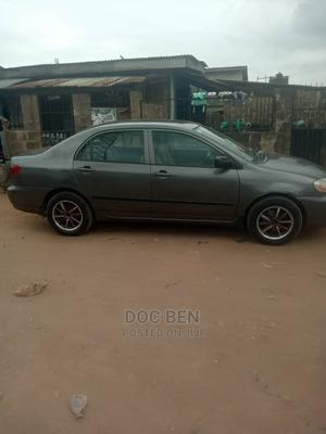Toyota Corolla 2007 CE Gray | Cars for sale in Lagos State, Alimosho